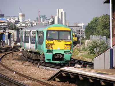 456 014 Clapham Junction 12 June 2007