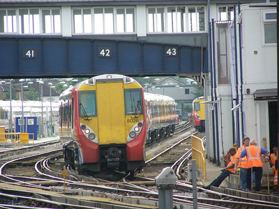 458 026 Clapham Junction 12 June 2007