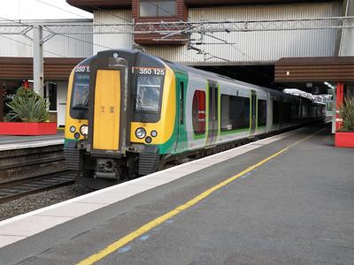 350 125 Birmingham International 2 August 2010