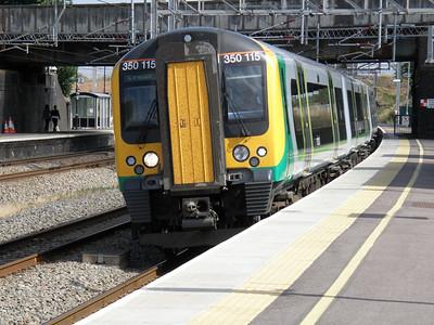 350115 Lichfield Trent Valley 2 August 2010