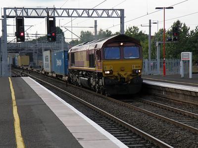 66 201 Birmingham International 2 August 2010