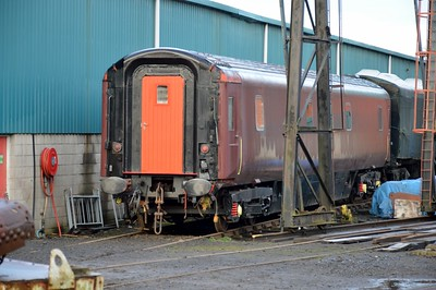 MK3 Sleeper Whitehead 17 December 2016 From the UK, Irish Rail never had Mk3 Sleepers.