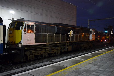 075 at Pearse 3 December 2016
