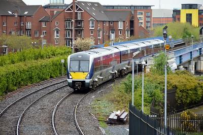 4018 Belfast Central 25 April 2015