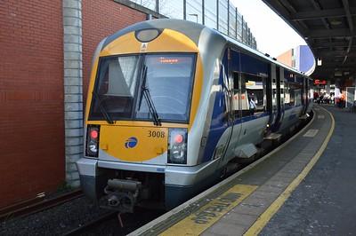 3008 Belfast Central 21 April 2018