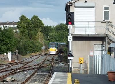 22350 & cabin Kilkenny 3 August 2013