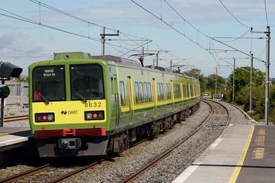 8632 Clongriffin 6 August 2016