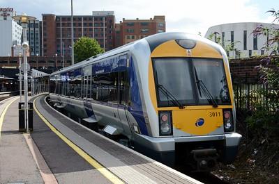 3011 Belfast Great Victoria St 3 August 2015
