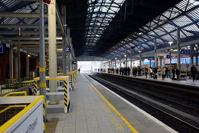 Pearse Station 21 December 2018