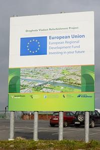 Drogheda Viaduct Notice 13 February 2016