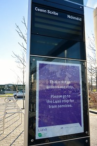 Luas Notice Red Cow 4 February 2017