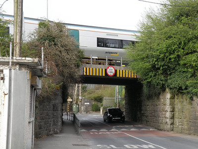 Athlone Rail bridge 9 April 2011