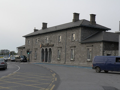 Athlone Station 9 April 2011