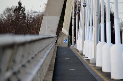 William Dargan Bridge 10 January 2015