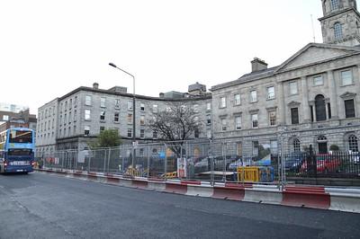 Heritage works Rotunda Parnell St 3 January 2015