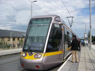 5025 Ballyogan Road. Saturday, 09/07/11. Photo thanks to Dublinbusdude