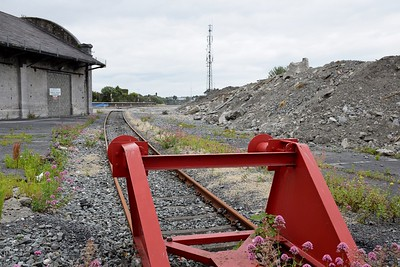 End of the line, Galway station 5 July 2019