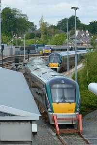 22027, 22019 and 9003 at Drogheda. Wednesday, 20/06/12