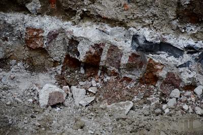 Luas XC cellar remains Dawson St 17 June 2016