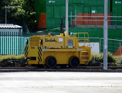 Unilok shunter Sandyford Depot 10 June 2017