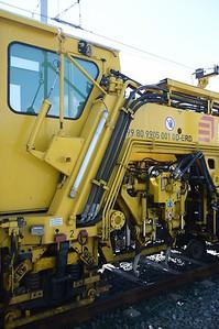 Tamper EVN 99 80 9905 001 0 D-ERD Sandyford Depot 10 June 2017