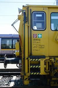 Tamper Sandyford Depot 10 June 2017