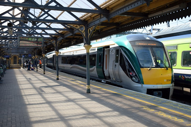 22345 at Connolly 9 June 2018