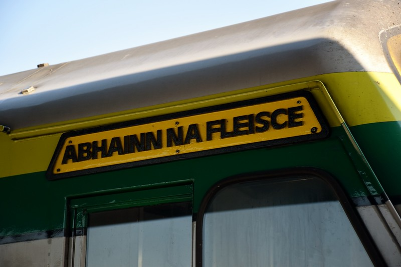 217 - Abhainn na Fleisce at Heuston 30 June 2018