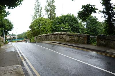 The bridge on Stonebridge Road, Shankill. Thursday, 05/07/12