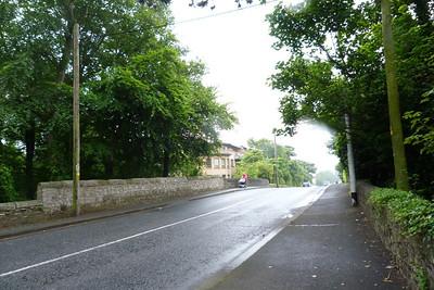 Dublin Road bridge in Shankill. Thursday, 05/07/12