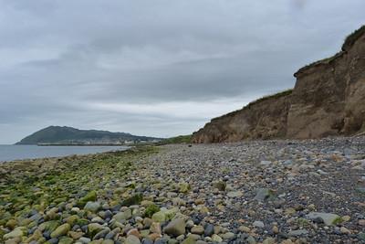 One final look along the original coastal route towards Bray. Thursday, 05/07/12