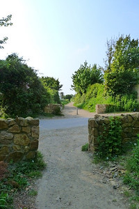The site were the tramway crossed Grey's Lane.