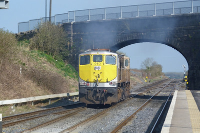 083 does not worry about its carbon footprint. Kildare, Friday, 25/03/11