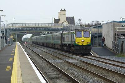 227 passes through on the 12:00 Dublin Heuston to Cork. Kildare, Friday, 23/03/12