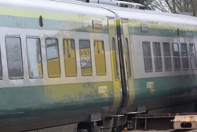 086 reflected in the Mark 4. Kildare, Friday, 23/03/12
