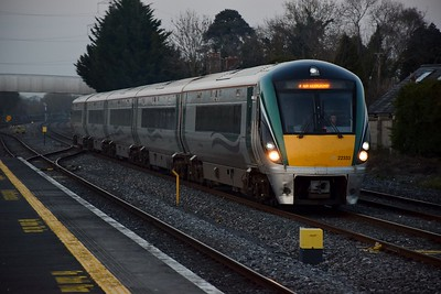 22333 Hazelhatch & Celbridge 29 March 2019