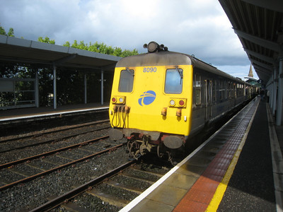 "8090 at Bangor, Saturday, 14th May 2011. Pictures courtesy of ""The Doctor"""