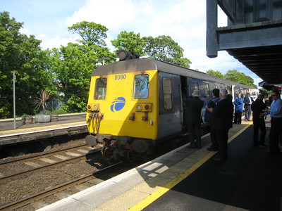 "8090 at Carrickfergus, Saturday, 14th May 2011. Pictures courtesy of ""The Doctor"""