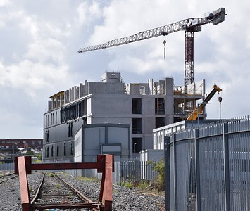 New National Control Centre  Heuston 16 May 2021