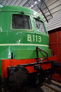 B113 Ulster Folk & Transport Museum 10 November 2018