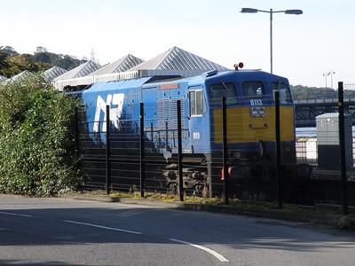8113 Derry 7 October 2012