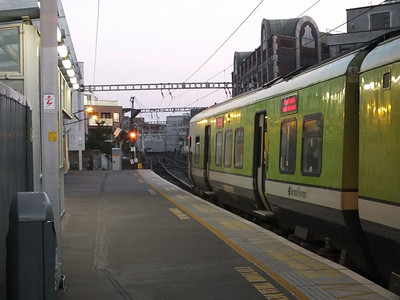 29000 ready to leave Tara St 5 October 2013