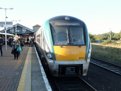 22362 Limerick Junction 10 October 2013