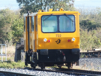 722 Limerick Junction 10 October 2013