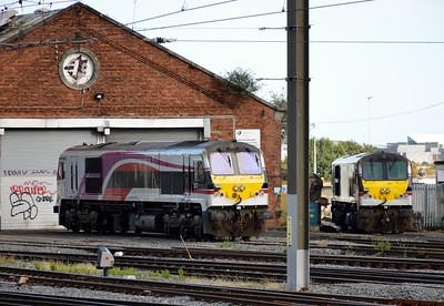 227 & 228 Connolly shed 15 October 2016