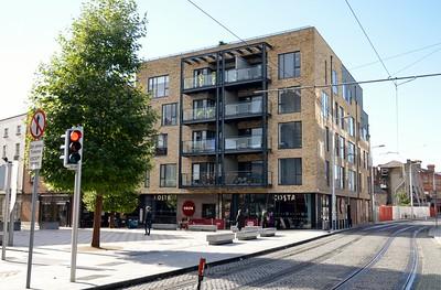 New building Smithfield 15 October 2016