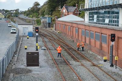 Cobh trackwork 12 October 2016