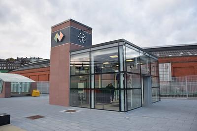 New Cork Kent entrance 25 October 2018