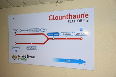 Glounthaune Route map 25 October 2018