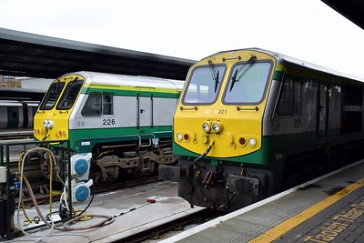 226 & 221 Heuston 25 October 2018